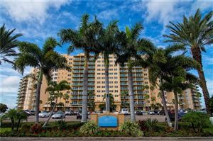 Photo of 880 MANDALAY AVENUE #N903, CLEARWATER BEACH, FL 33767 (MLS # T3114702)