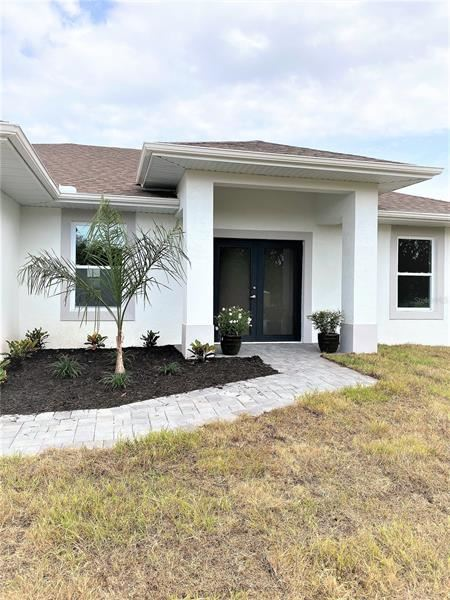 Photo of 9111 MELODY CIRCLE, PORT CHARLOTTE, FL 33981 (MLS # D6117702)