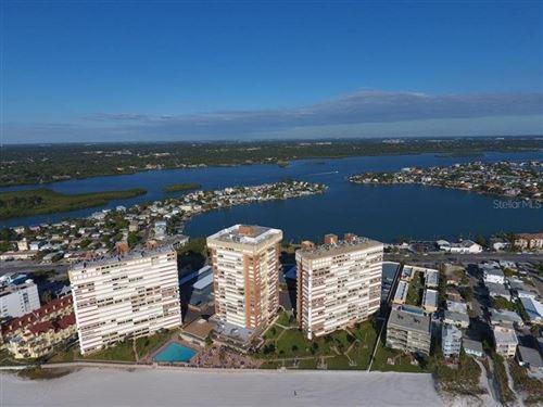 Photo of 17900 GULF BOULEVARD #11E, REDINGTON SHORES, FL 33708 (MLS # U8116703)