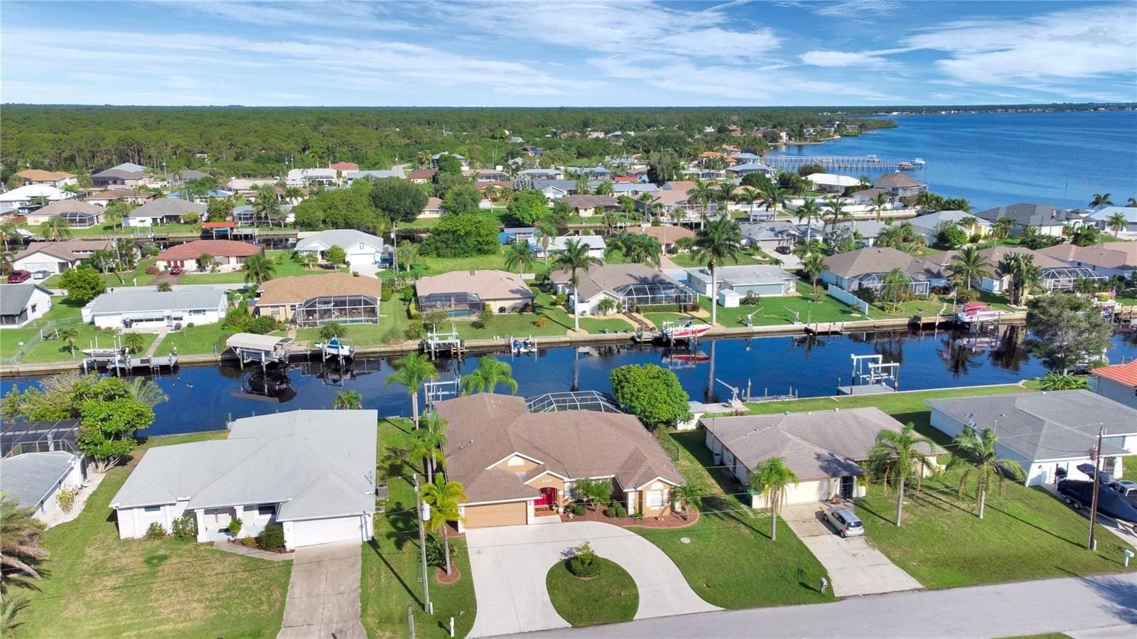 5249 FORBES TERRACE, Port Charlotte, FL 33981 - #: C7445703
