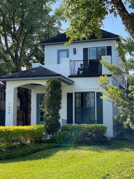 1420 MILLER AVENUE, Winter Park, FL 32789 - #: O5895703