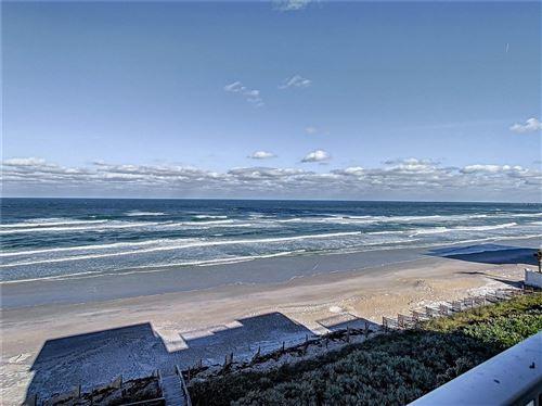 Photo of 5301 S ATLANTIC AVENUE #520, NEW SMYRNA BEACH, FL 32169 (MLS # O5958704)