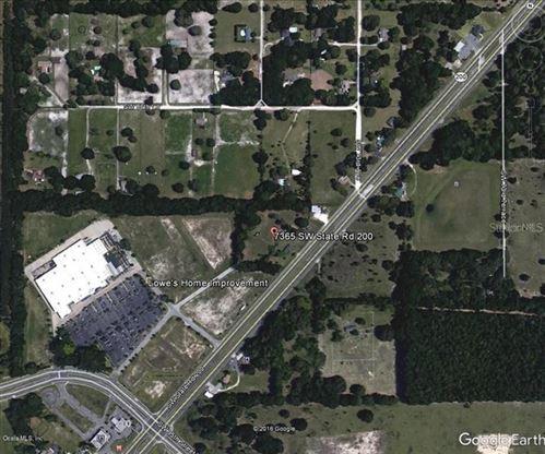 Photo of 7365 SW HIGHWAY 200, OCALA, FL 34476 (MLS # OM610704)