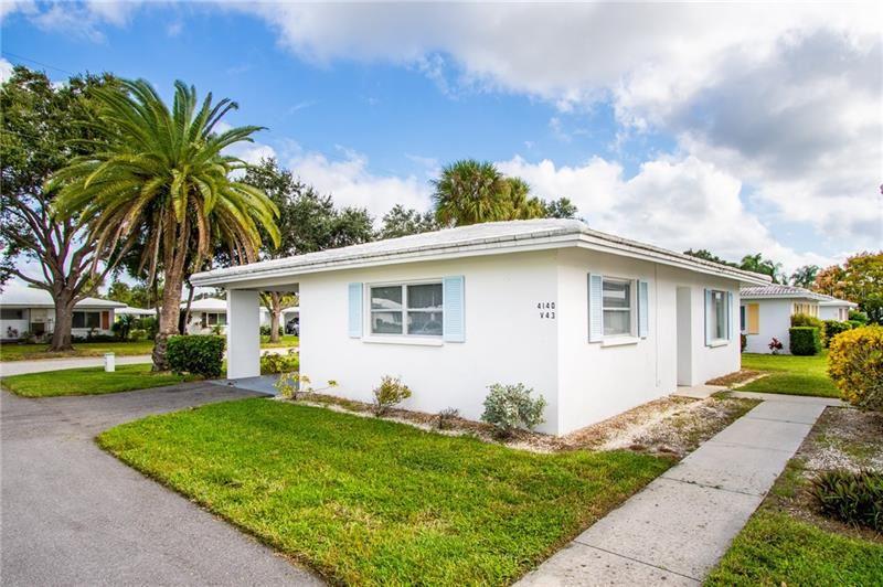 4140 ROXANE BOULEVARD #43, Sarasota, FL 34235 - #: A4449705