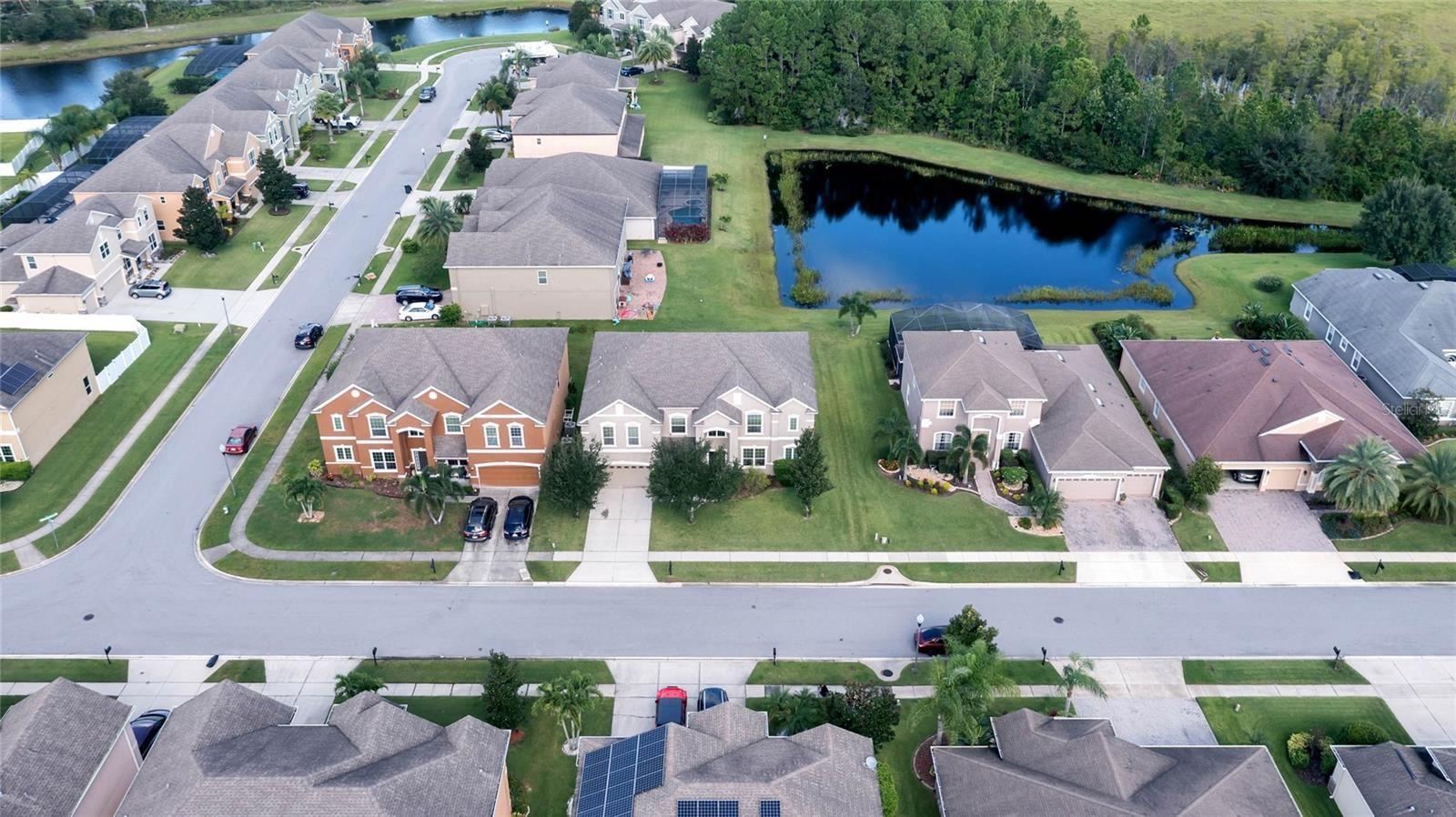 Photo of 2034 HAWKS LANDING DRIVE, ORLANDO, FL 32820 (MLS # O5974705)