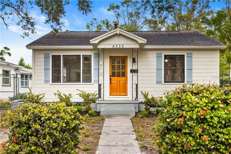 4335 3RD AVENUE S, Saint Petersburg, FL 33711 - #: U8104705