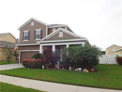 Photo of 3121 AZALEA BLOSSOM DRIVE, PLANT CITY, FL 33567 (MLS # T3271707)