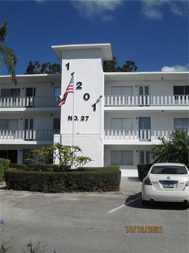 Photo of 11201 80TH AVENUE #103, SEMINOLE, FL 33772 (MLS # U8139707)