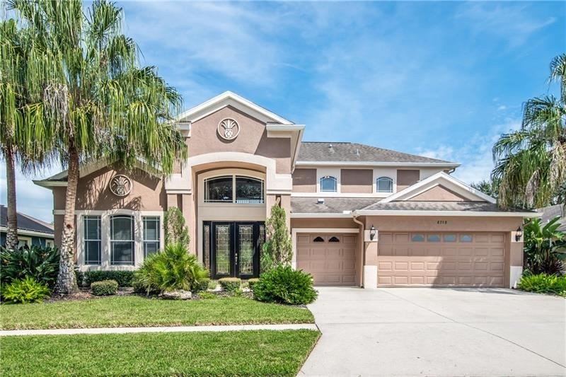8758 CRYSTAL CREEK COURT, Land O Lakes, FL 34638 - #: T3268707
