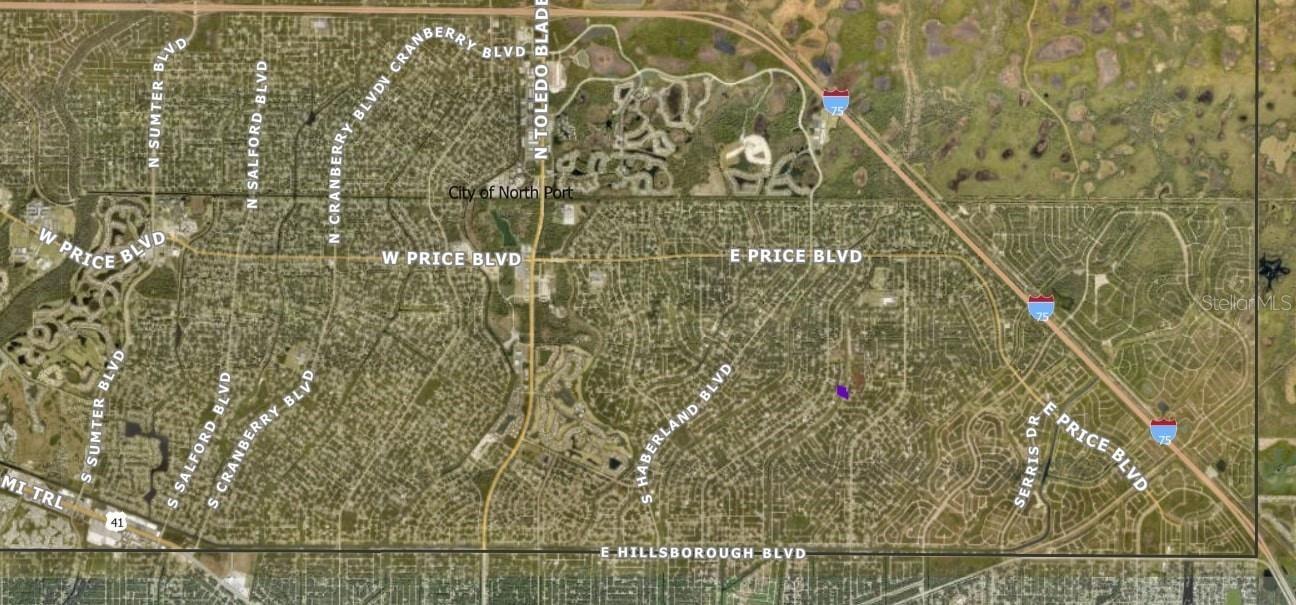 Photo of BILLBERRY STREET, NORTH PORT, FL 34288 (MLS # A4512708)