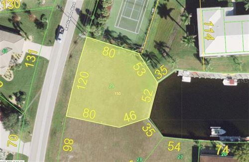 Photo of 4020 BAL HARBOR BLVD, PUNTA GORDA, FL 33950 (MLS # C7442709)