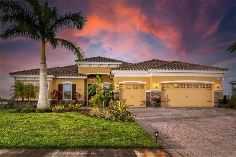 Photo of 4768 ANCIENT MARBLE DRIVE, SARASOTA, FL 34240 (MLS # A4471709)