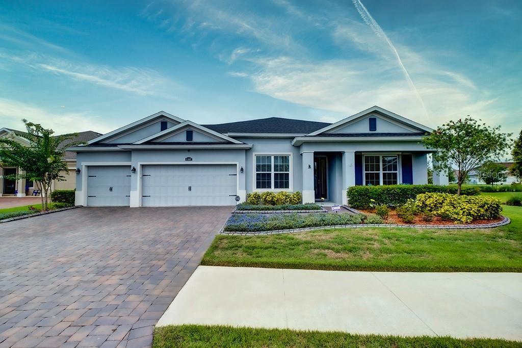 11607 LAKE LUCAYA DRIVE, Riverview, FL 33579 - MLS#: T3313709
