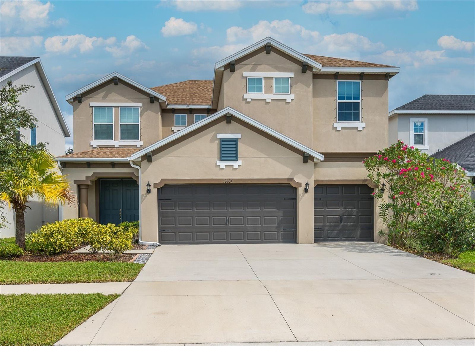 13837 FAIRWAY BUNKER DRIVE, Tampa, FL 33626 - #: T3333709