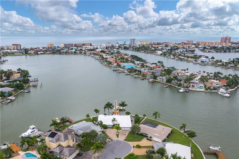 499 BATH CLUB BOULEVARD N, North Redington Beach, FL 33708 - #: U8069709