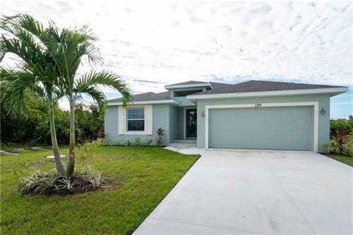 Photo of 154 LINDA LEE DRIVE, ROTONDA WEST, FL 33947 (MLS # D6111710)