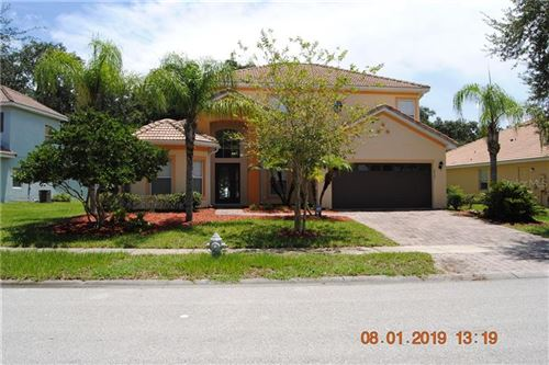 Photo of 3723 EAGLE ISLE CIRCLE, KISSIMMEE, FL 34746 (MLS # S5026710)