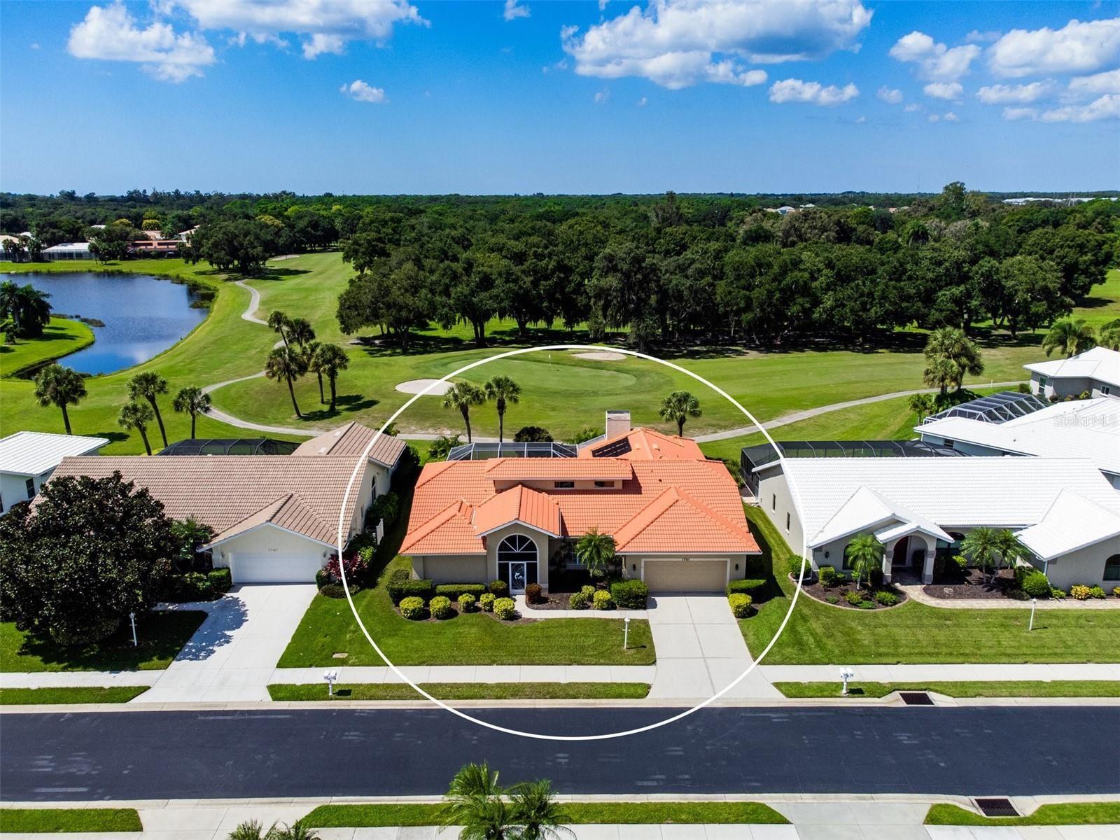 Photo of 1751 KILRUSS DRIVE, VENICE, FL 34292 (MLS # A4513710)