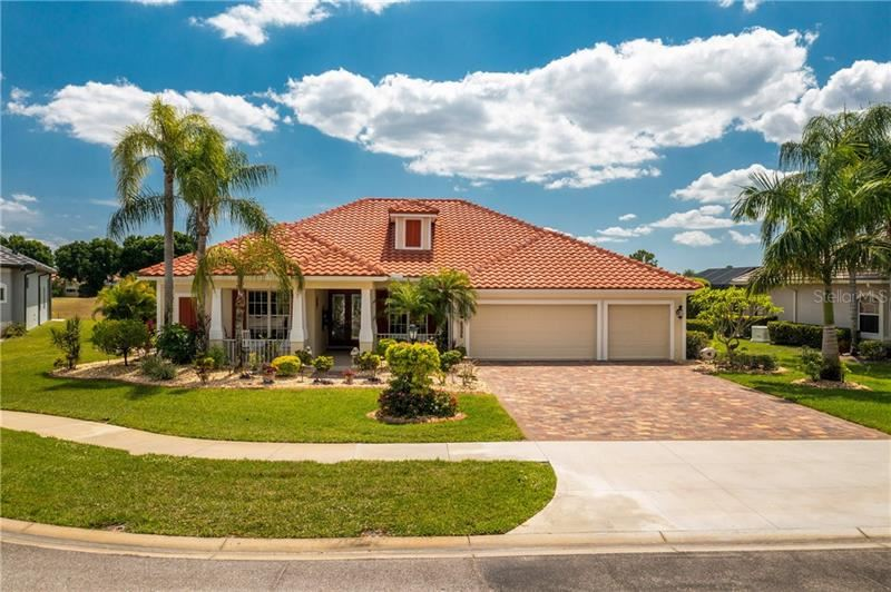 Photo of 1775 QUEEN PALM WAY, NORTH PORT, FL 34288 (MLS # D6117710)