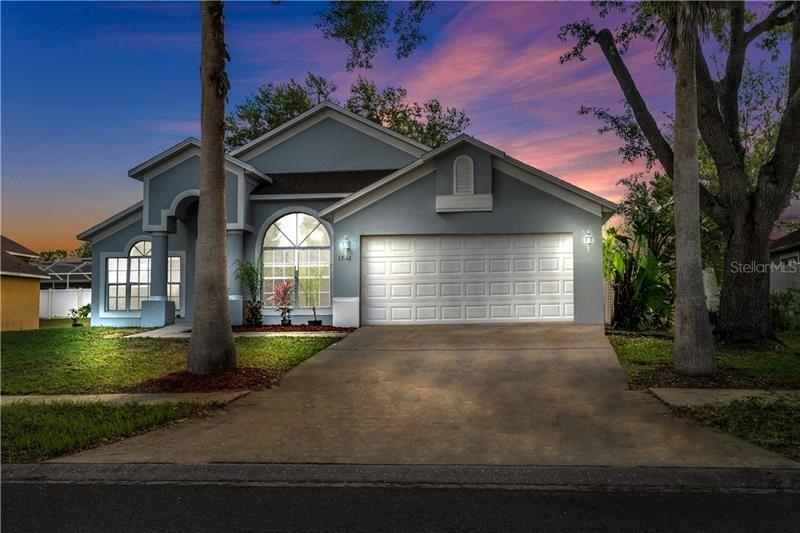 1732 POWDER RIDGE DRIVE, Valrico, FL 33594 - MLS#: T3233710