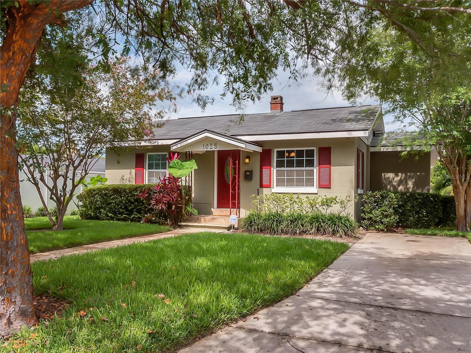 1025 N FOREST AVENUE, Orlando, FL 32803 - #: O5956711
