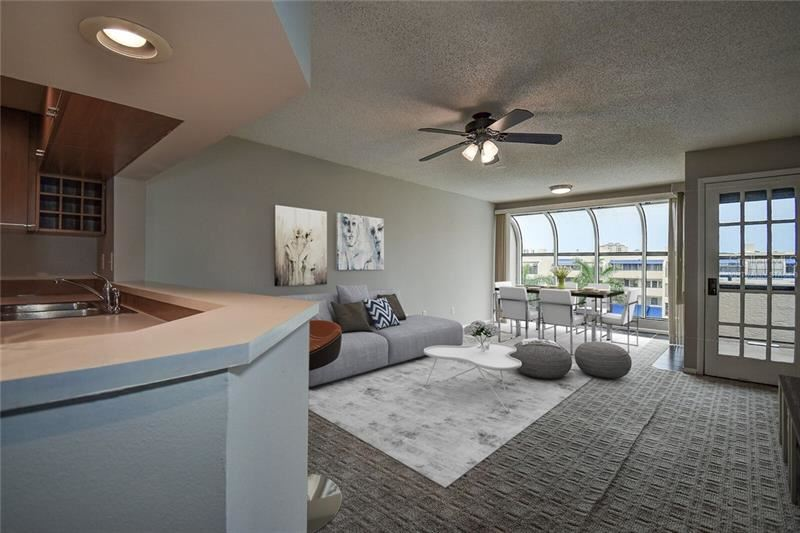 Photo of 835 S OSPREY AVENUE #404, SARASOTA, FL 34236 (MLS # U8100711)