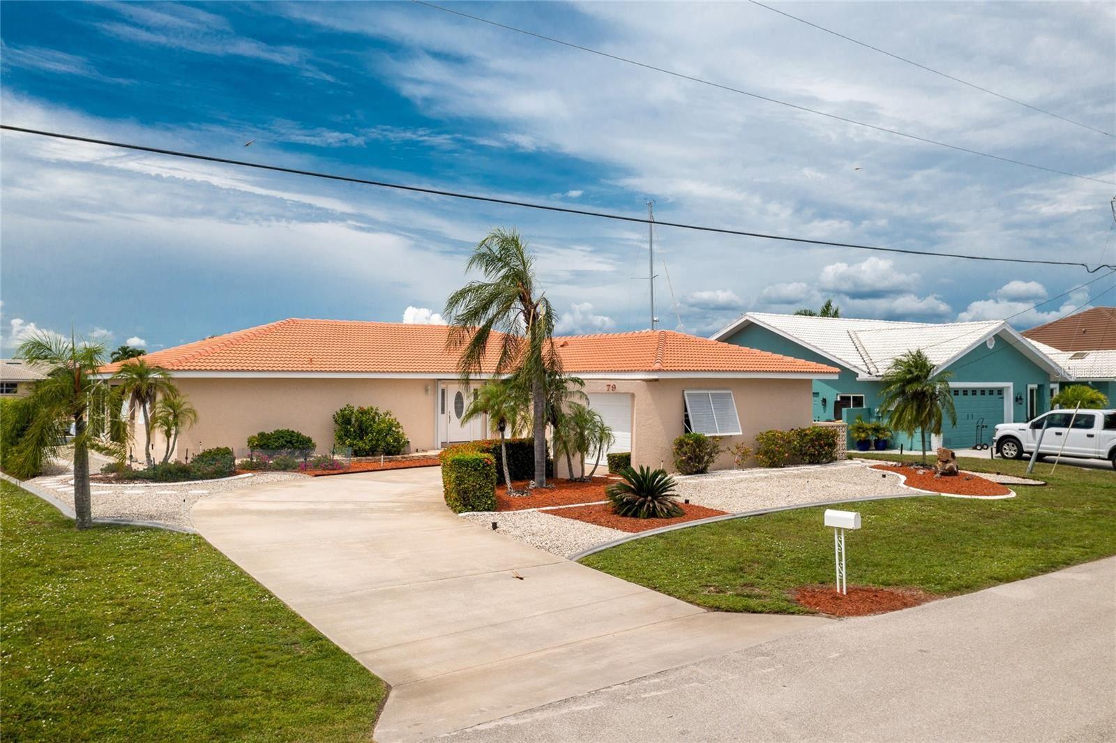 79 TROPICANA DRIVE, Punta Gorda, FL 33950 - #: C7448712