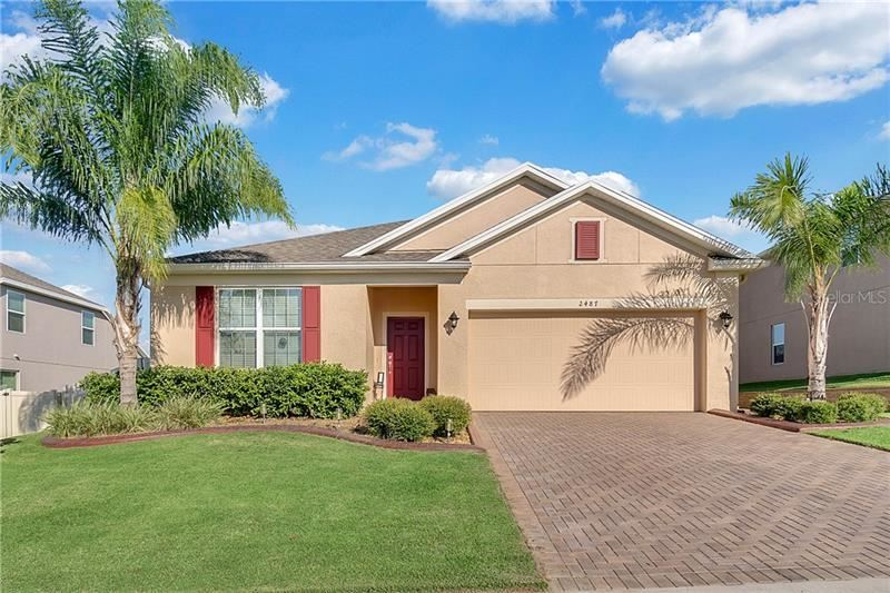 2487 HASTINGS BOULEVARD, Clermont, FL 34711 - #: O5819713