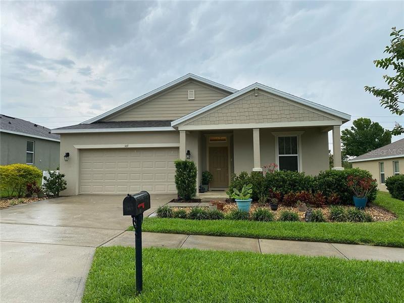167 COMPASS ROSE DRIVE, Groveland, FL 34736 - #: O5859713