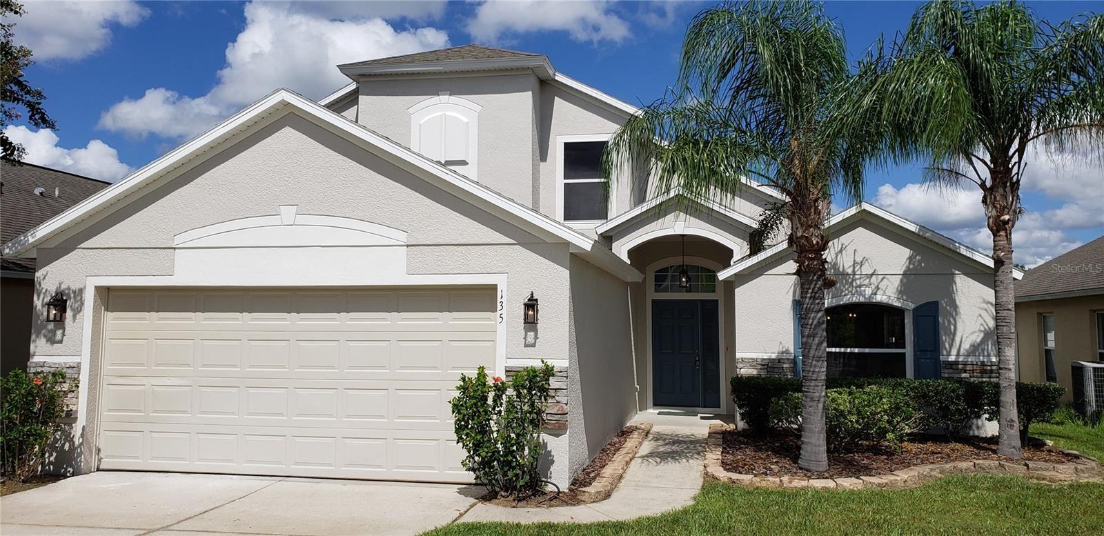 135 PRAIRIE FALCON DRIVE, Groveland, FL 34736 - #: O5965713