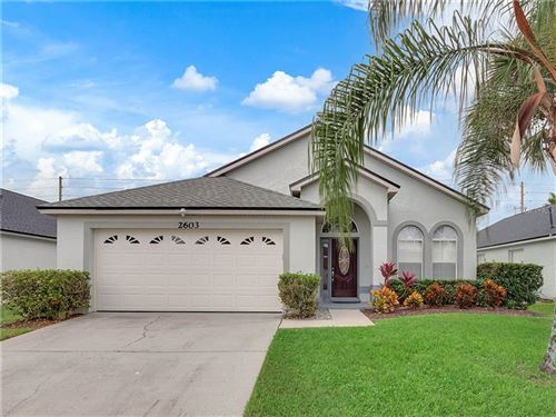 Photo of 2603 AUTUMN CREEK CIRCLE, KISSIMMEE, FL 34747 (MLS # O5825715)