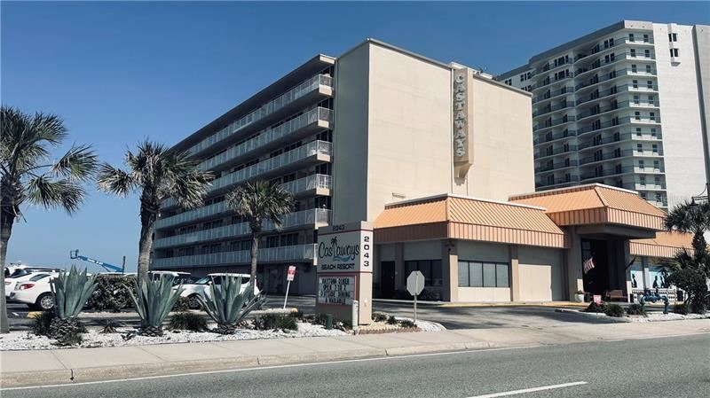 2043 S ATLANTIC AVENUE #418, Daytona Beach Shores, FL 32118 - #: O5937716