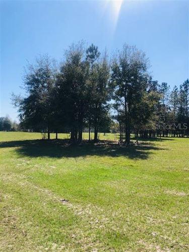 Photo of 0 NW 145TH AVENUE, LOT 5, MORRISTON, FL 32668 (MLS # OM600717)