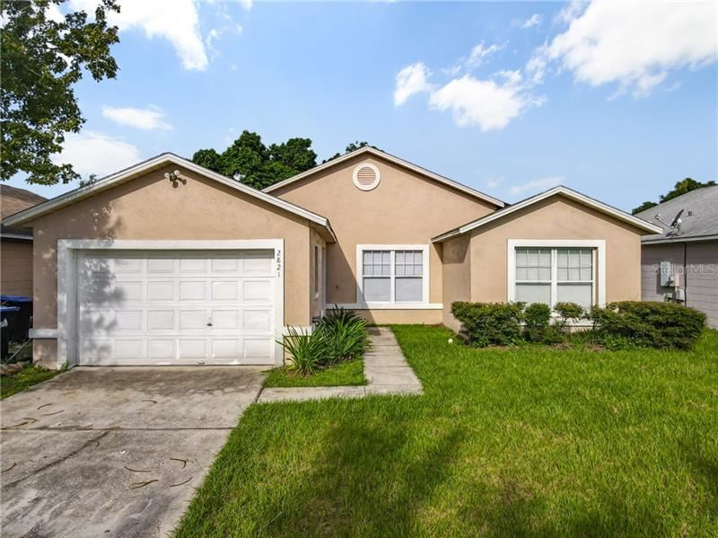 2821 WOODRUFF DRIVE, Orlando, FL 32837 - MLS#: O5893717