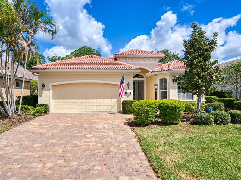 Photo of 1345 THORNAPPLE DRIVE, OSPREY, FL 34229 (MLS # A4465719)
