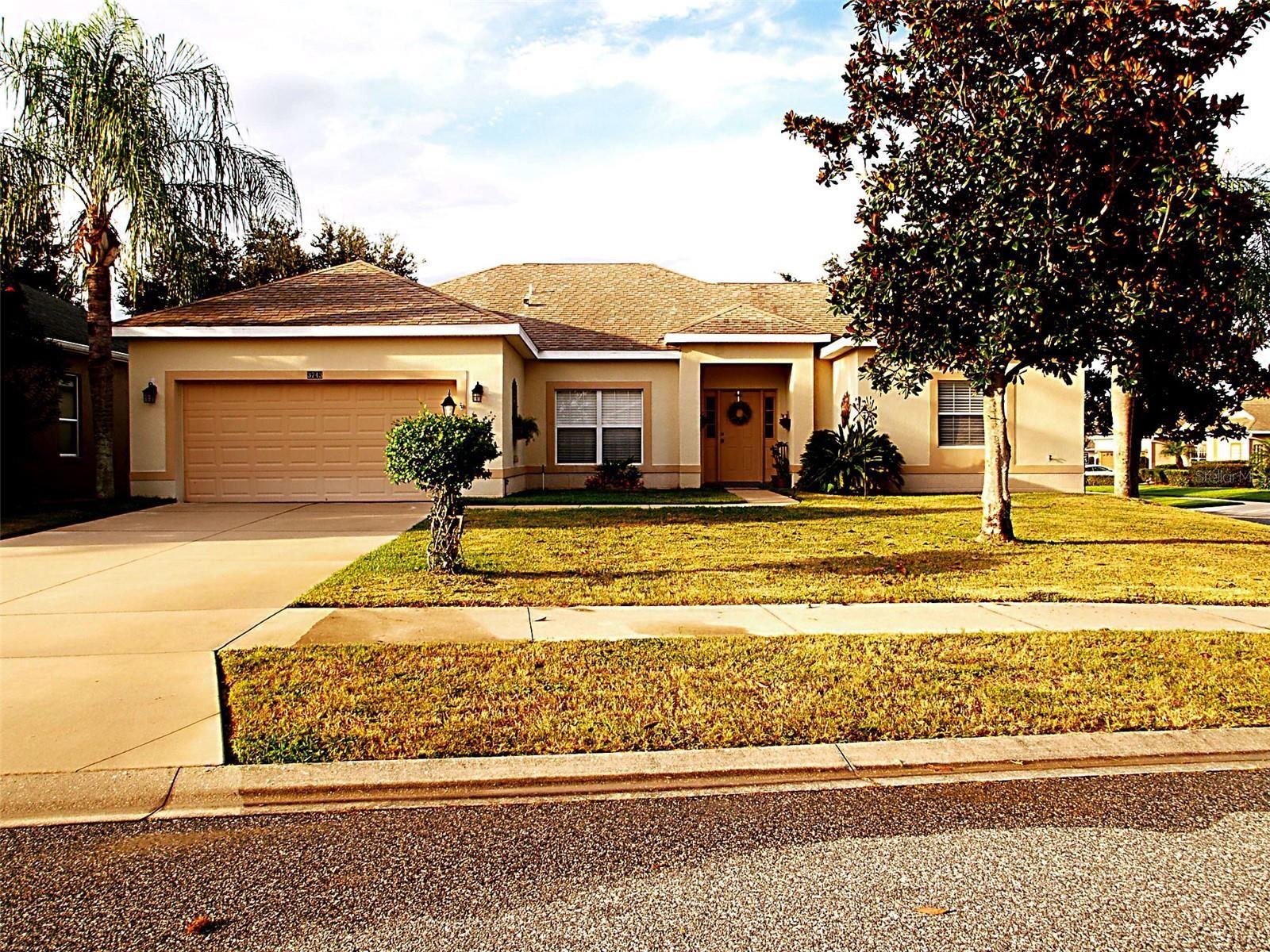 3743 MULBERRY GROVE LOOP, Leesburg, FL 34748 - #: O5977719