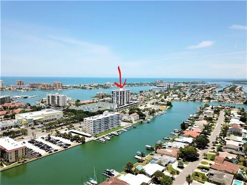 Photo of 400 ISLAND WAY #309, CLEARWATER BEACH, FL 33767 (MLS # U8093720)