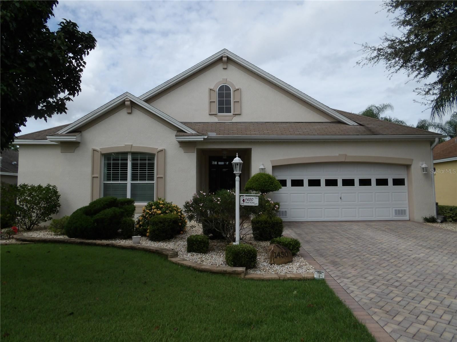 1450 HONEA PATH, The Villages, FL 32162 - #: G5046720