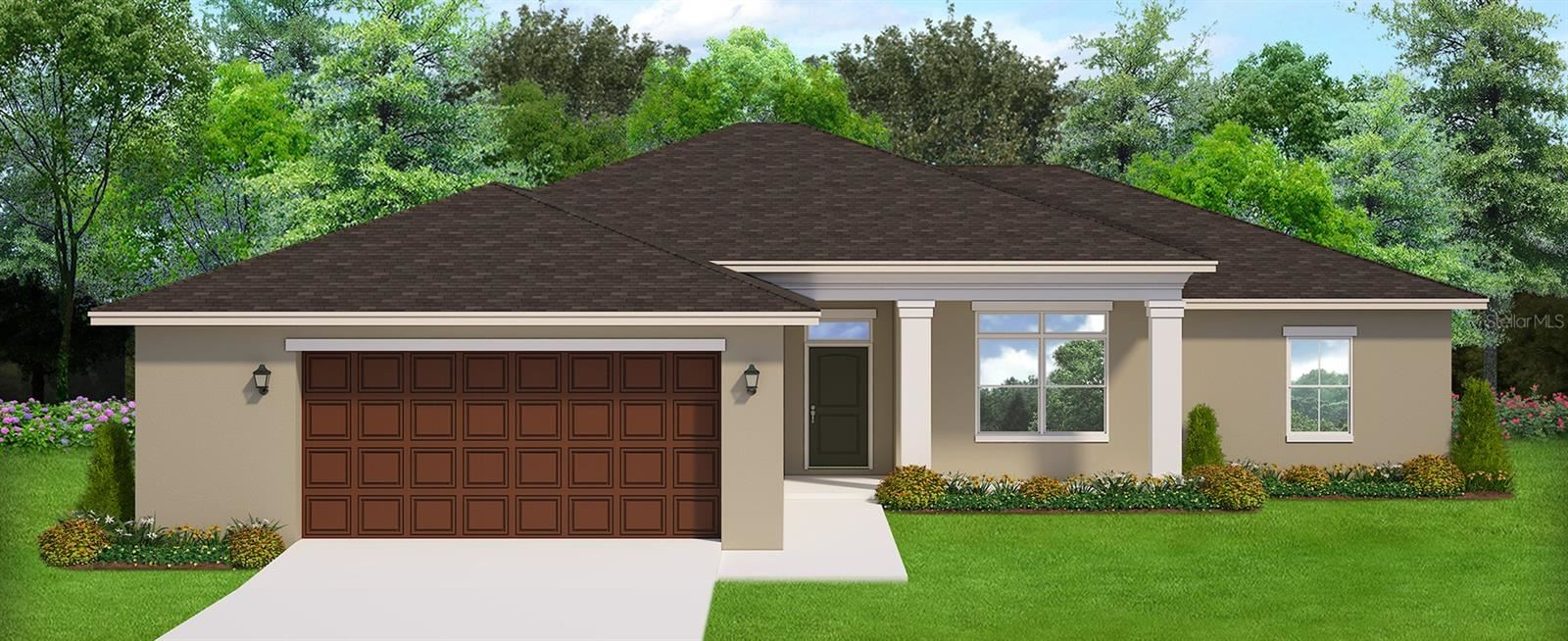 Photo of 15659 RUSTON CIRCLE, PORT CHARLOTTE, FL 33981 (MLS # T3273720)