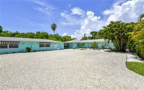 Photo of 571 SAINT JUDES DRIVE #6, LONGBOAT KEY, FL 34228 (MLS # A4473721)