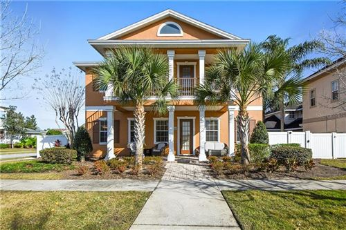 Photo of 7708 EXCITEMENT DRIVE, REUNION, FL 34747 (MLS # O5851721)