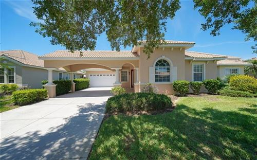 Photo of 5055 FABERGE PLACE, SARASOTA, FL 34233 (MLS # A4466722)