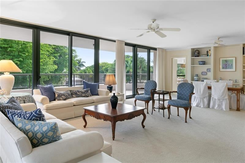 Photo of 565 SANCTUARY DRIVE #A203, LONGBOAT KEY, FL 34228 (MLS # A4481722)