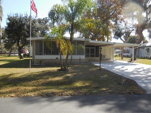 76 N BOBWHITE ROAD, Wildwood, FL 34785 - #: G5037722