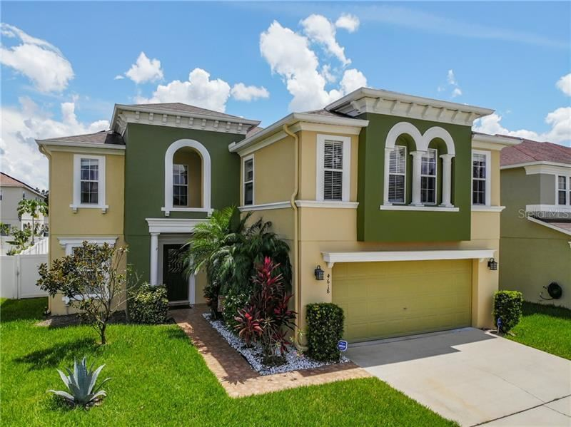 4618 YELLOW BAY DRIVE, Kissimmee, FL 34758 - #: S5035722