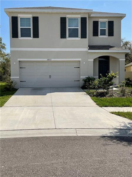 16822 TRITE BEND STREET, Wimauma, FL 33598 - #: T3294722