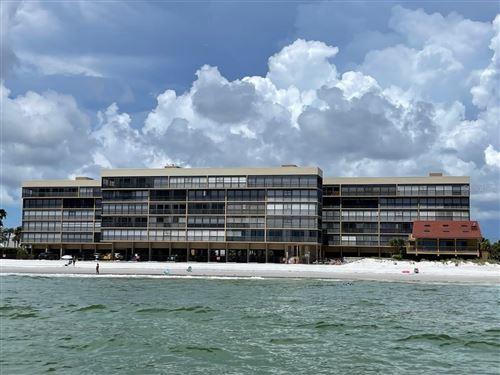Photo of 14900 GULF BOULEVARD #304, MADEIRA BEACH, FL 33708 (MLS # U8140723)