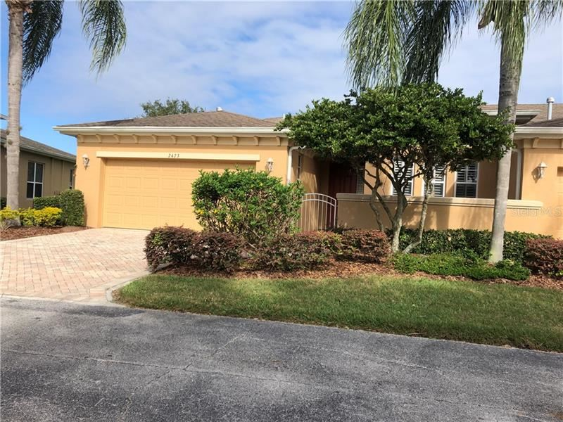 2473 KENSINGTON GREENS DRIVE #2473, Sun City Center, FL 33573 - #: T3276723