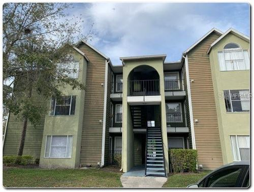 Photo of 4752 WALDEN CIRCLE #722, ORLANDO, FL 32811 (MLS # O5919725)
