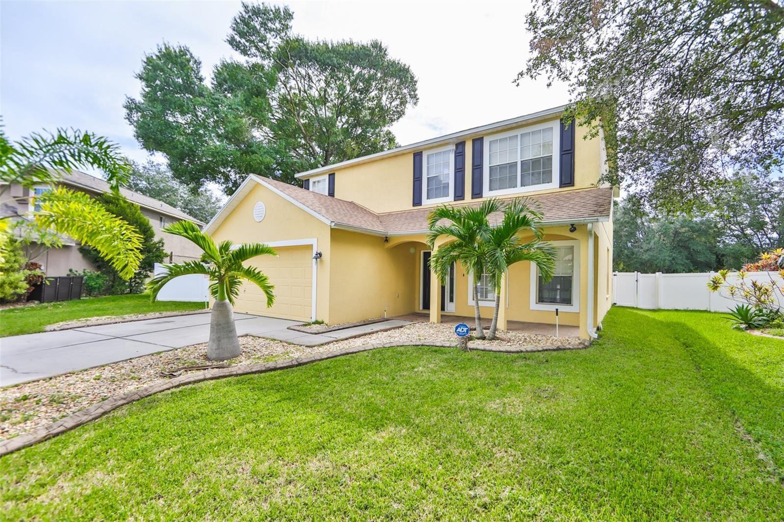 9354 HIDDEN WATER CIRCLE, Riverview, FL 33578 - #: T3332725